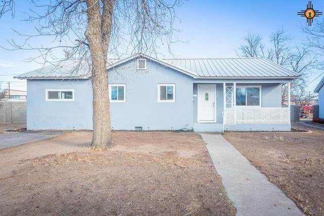 1030 N Howard, Carlsbad, NM 88220 (MLS #20210365) :: Rafter Cross Realty