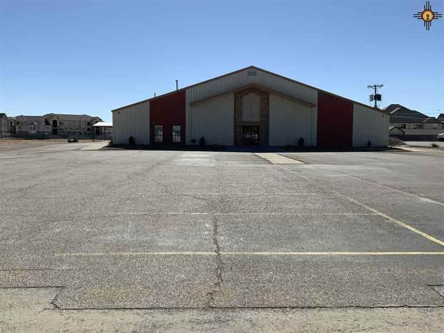 301 E Navajo, Hobbs, NM 88240 (MLS #20210370) :: Rafter Cross Realty