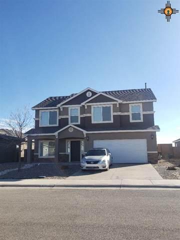 5111 W Steel Driver Road, Hobbs, NM 88240 (MLS #20210371) :: Rafter Cross Realty
