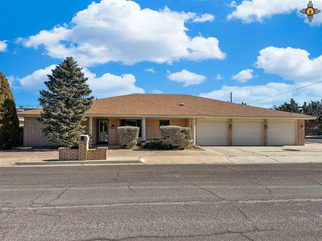 2 Fairmont Court, Hobbs, NM 88240 (MLS #20210376) :: Rafter Cross Realty
