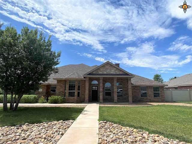 4336 Springwood Dr, Clovis, NM 88101 (MLS #20210410) :: Rafter Cross Realty