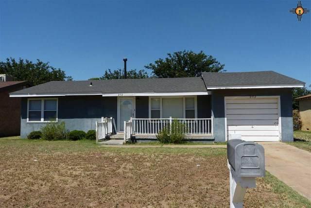 2712 Sheldon St., Clovis, NM 88101 (MLS #20210420) :: Rafter Cross Realty