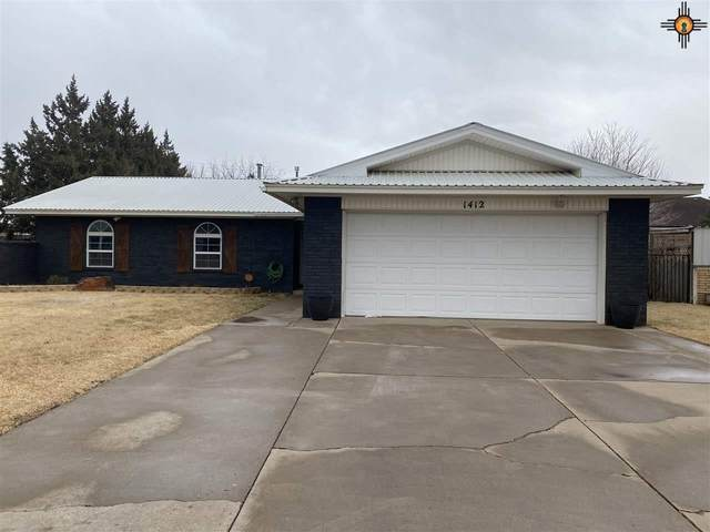 1412 Stratford Lane, Clovis, NM 88101 (MLS #20210423) :: Rafter Cross Realty