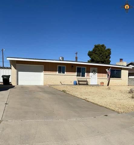2916 Piedras Road, Carlsbad, NM 88220 (MLS #20210428) :: Rafter Cross Realty