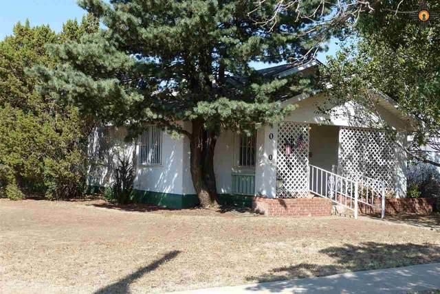1000 Merriwether, Clovis, NM 88101 (MLS #20210456) :: Rafter Cross Realty
