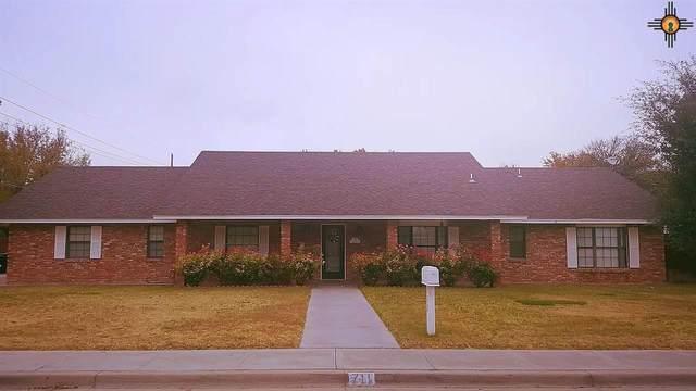 711 Sherrill Lane, Roswell, NM 88201 (MLS #20210468) :: Rafter Cross Realty