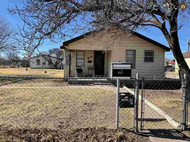 915-917 N Cochran St, Hobbs, NM 88240 (MLS #20210479) :: Rafter Cross Realty
