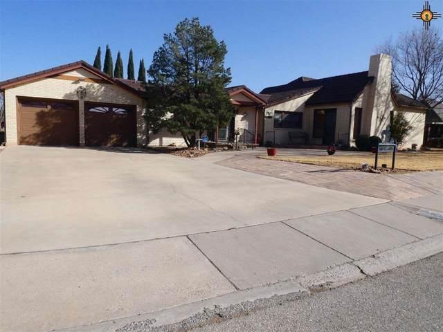 1710 Northgate Pl, Artesia, NM 88210 (MLS #20210482) :: Rafter Cross Realty