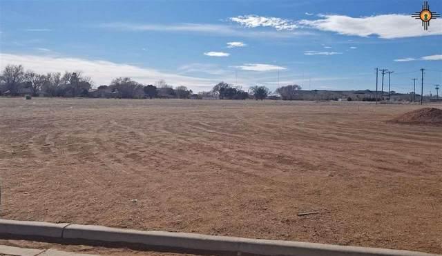 108 Colonial Estates Parkway, Clovis, NM 88101 (MLS #20210536) :: Rafter Cross Realty