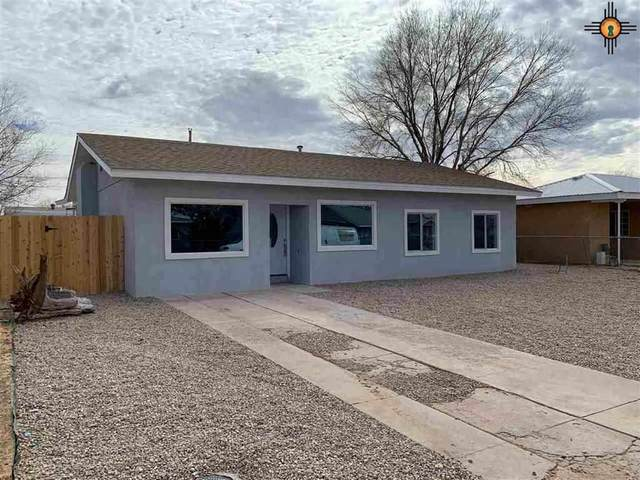 334 E Bonney St., Roswell, NM 88203 (MLS #20210544) :: Rafter Cross Realty