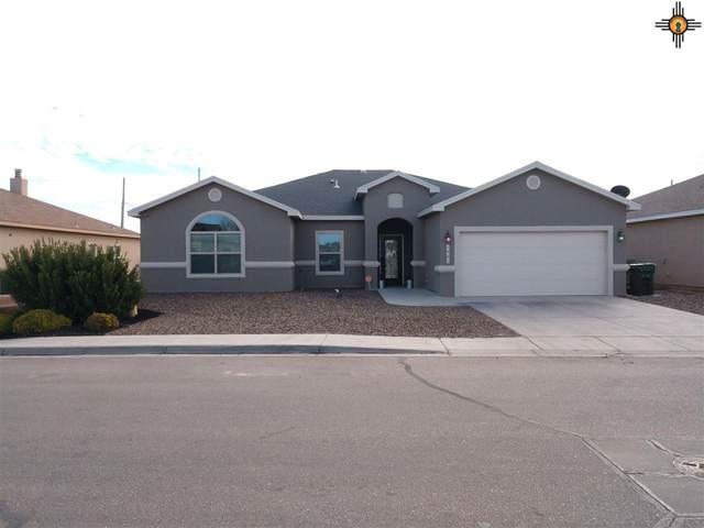 1921 Leanne Drive, Carlsbad, NM 88220 (MLS #20210573) :: Rafter Cross Realty