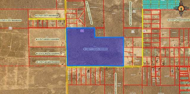 W Orchard Park & Honolulu, Roswell, NM 88230 (MLS #20210579) :: Rafter Cross Realty