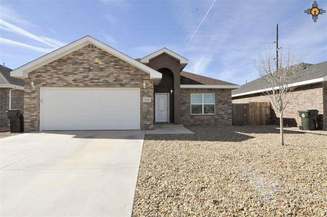 3620 Weston, Clovis, NM 88101 (MLS #20210583) :: Rafter Cross Realty