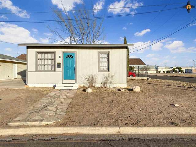 718 S Dalmont St., Hobbs, NM 88240 (MLS #20210597) :: Rafter Cross Realty