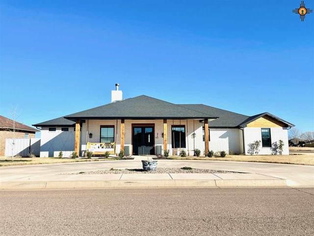 313 Dominion, Clovis, NM 88101 (MLS #20210604) :: Rafter Cross Realty