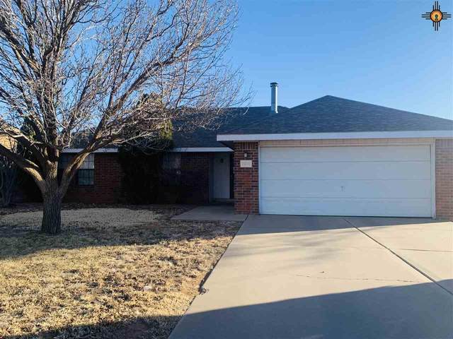 2605 Fred Daughterty, Clovis, NM 88101 (MLS #20210622) :: Rafter Cross Realty