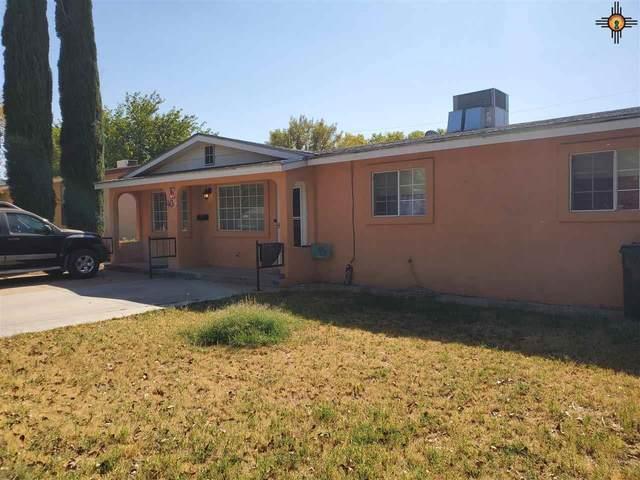 409 Juanita Street, Carlsbad, NM 88220 (MLS #20210624) :: Rafter Cross Realty