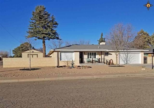 1300 Huntington Way, Clovis, NM 88101 (MLS #20210643) :: Rafter Cross Realty