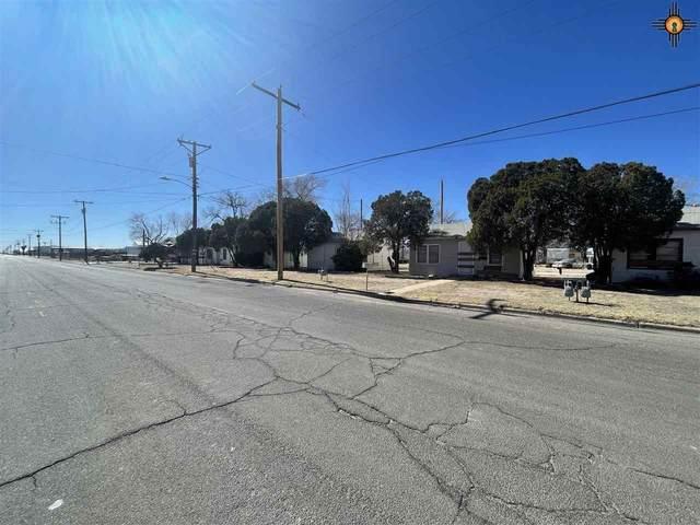 1007 - 1015 N Leech, Hobbs, NM 88240 (MLS #20210673) :: Rafter Cross Realty