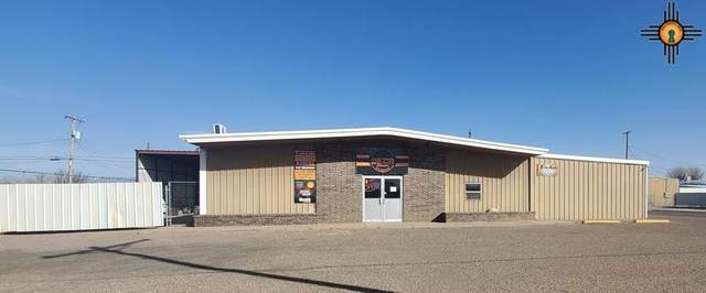 301 Sycamore, Clovis, NM 88101 (MLS #20210674) :: Rafter Cross Realty