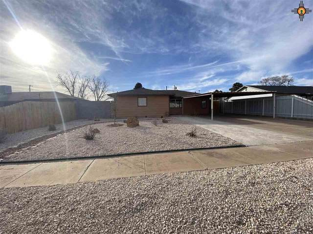 1607 N Gila, Hobbs, NM 88240 (MLS #20210677) :: Rafter Cross Realty