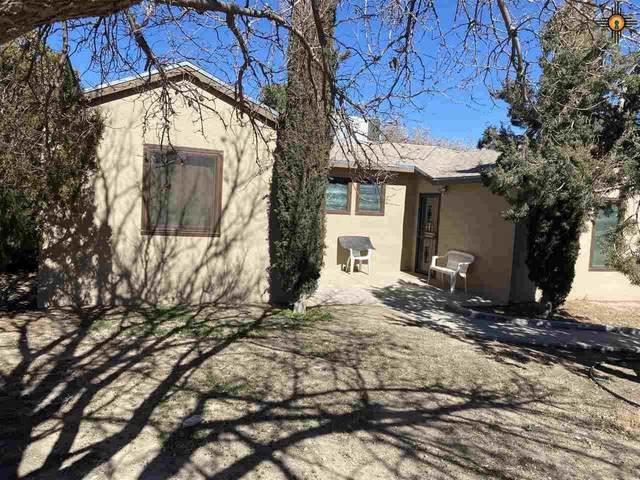 1306 E Wood, Carlsbad, NM 88220 (MLS #20210693) :: Rafter Cross Realty