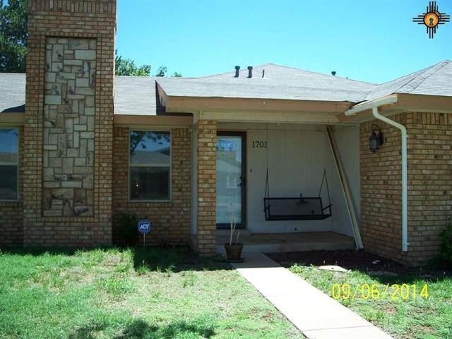 1701 Janeway, Clovis, NM 88101 (MLS #20210723) :: Rafter Cross Realty