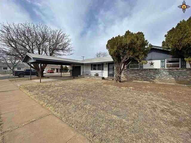 1024 W Plaza, Clovis, NM 88101 (MLS #20210724) :: Rafter Cross Realty