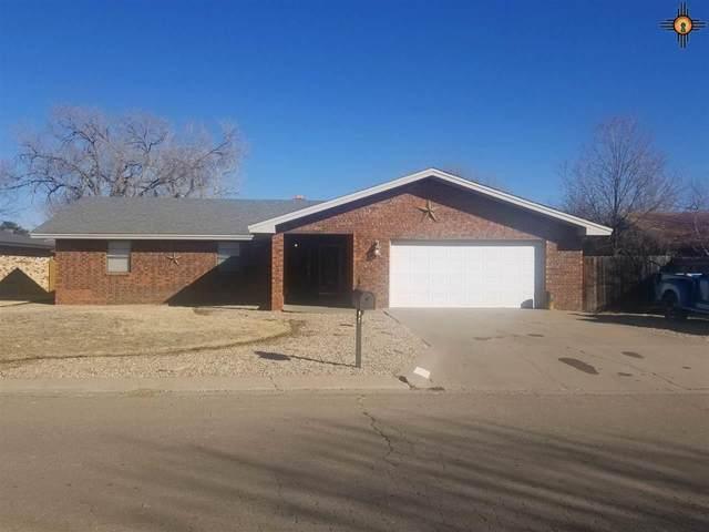 1433 Lexington Dr, Clovis, NM 88101 (MLS #20210728) :: Rafter Cross Realty