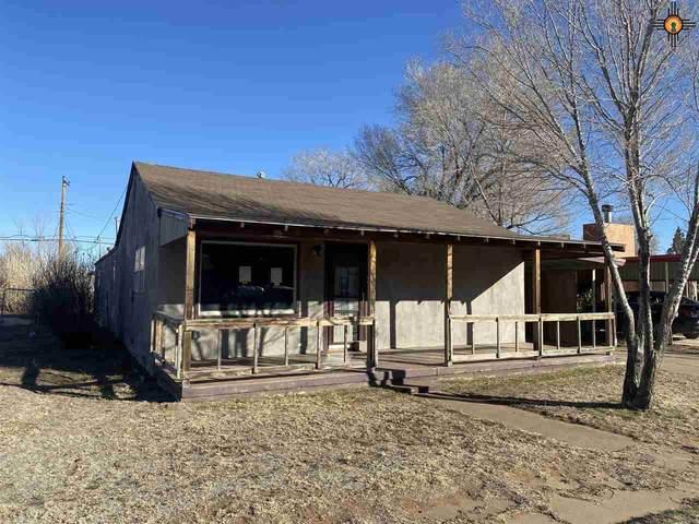 717 Oak, Clovis, NM 88101 (MLS #20210777) :: Rafter Cross Realty