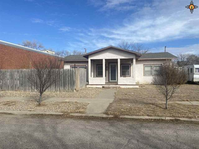 321 S Ave B, Portales, NM 88130 (MLS #20210786) :: Rafter Cross Realty