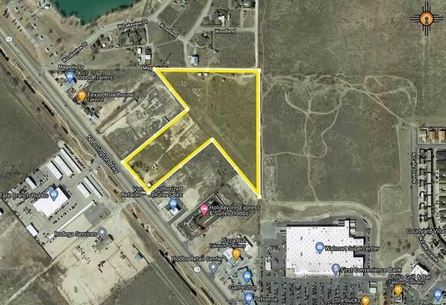4100 N Lovington Hwy, Hobbs, NM 88240 (MLS #20210797) :: Rafter Cross Realty