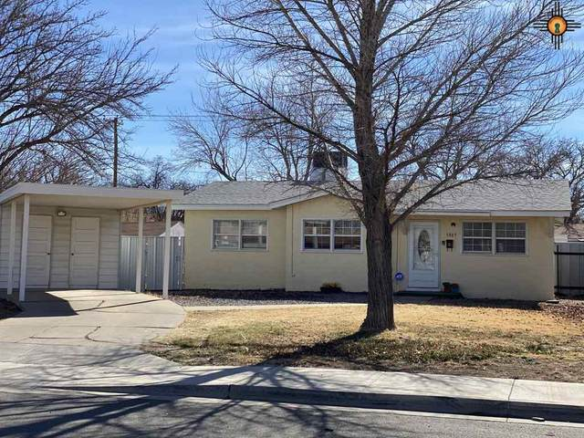 1805 W Hermosa, Artesia, NM 88210 (MLS #20210803) :: Rafter Cross Realty