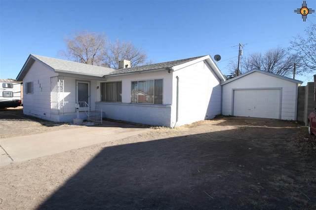 827 W Tyler Avenue, Lovington, NM 88260 (MLS #20210837) :: Rafter Cross Realty