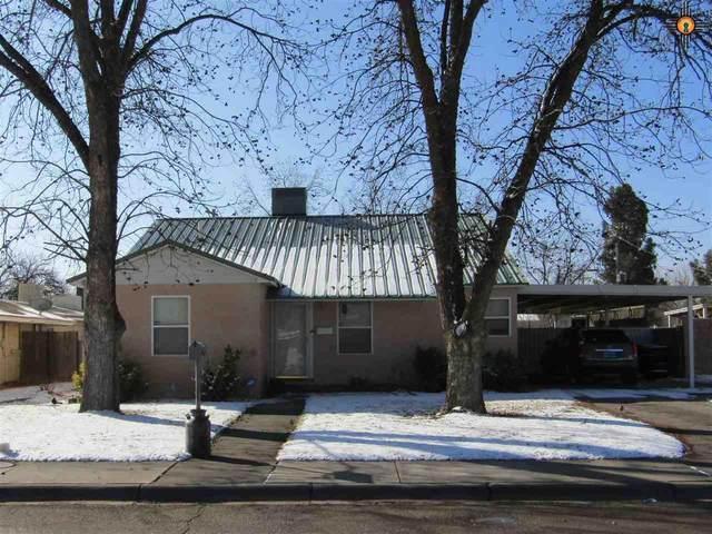 409 W Shelton Ave, Artesia, NM 88210 (MLS #20210854) :: Rafter Cross Realty