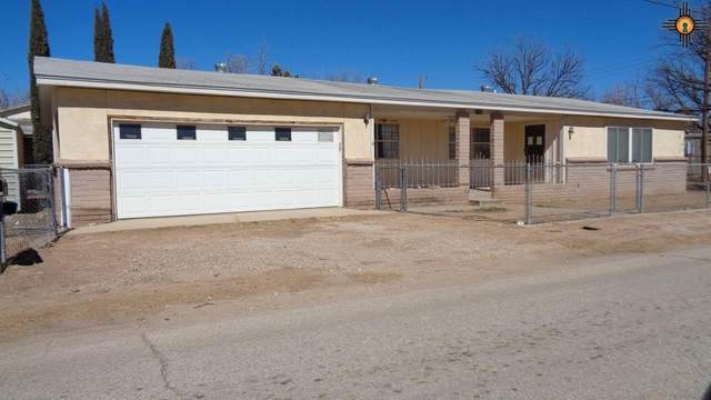 4122 W Texas St., Carlsbad, NM 88220 (MLS #20210859) :: Rafter Cross Realty