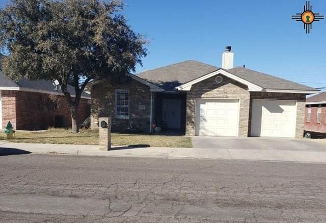 1600 W Marquis Ln, Hobbs, NM 88240 (MLS #20210871) :: Rafter Cross Realty