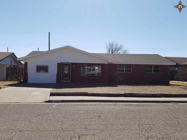 249 Floyd Golden Circle, Portales, NM 88130 (MLS #20210875) :: Rafter Cross Realty