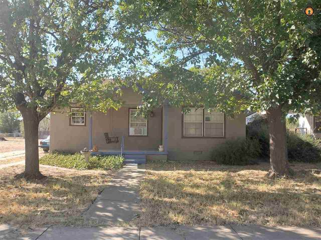 1700 Ross, Clovis, NM 88101 (MLS #20210876) :: Rafter Cross Realty