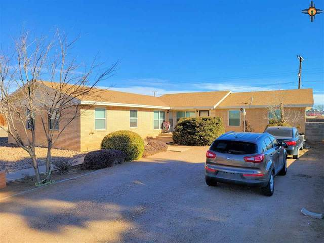 1421 Hickory, Clovis, NM 88101 (MLS #20210879) :: Rafter Cross Realty