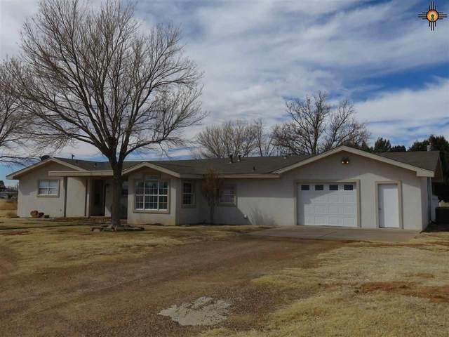 105 Garrett Lane, Logan, NM 88426 (MLS #20210885) :: Rafter Cross Realty