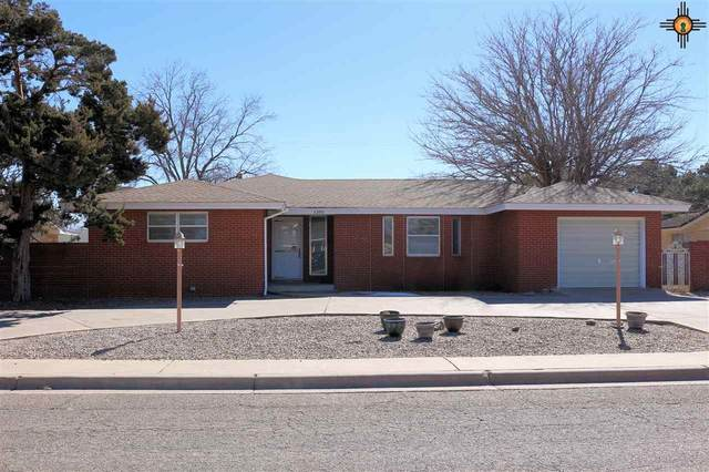 1305 Huntington, Clovis, NM 88101 (MLS #20210901) :: Rafter Cross Realty