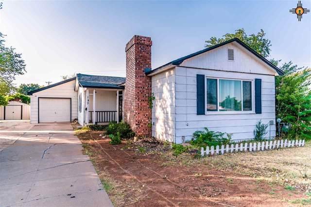 140 Highland, Clovis, NM 88101 (MLS #20210902) :: Rafter Cross Realty