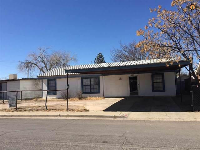 1607 N Coleman, Hobbs, NM 88240 (MLS #20210907) :: Rafter Cross Realty