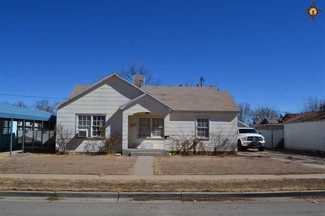 606 N Hickory St, Carlsbad, NM 88220 (MLS #20210913) :: Rafter Cross Realty