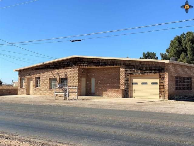 1404 S 13th Street, Artesia, NM 88210 (MLS #20210933) :: Rafter Cross Realty