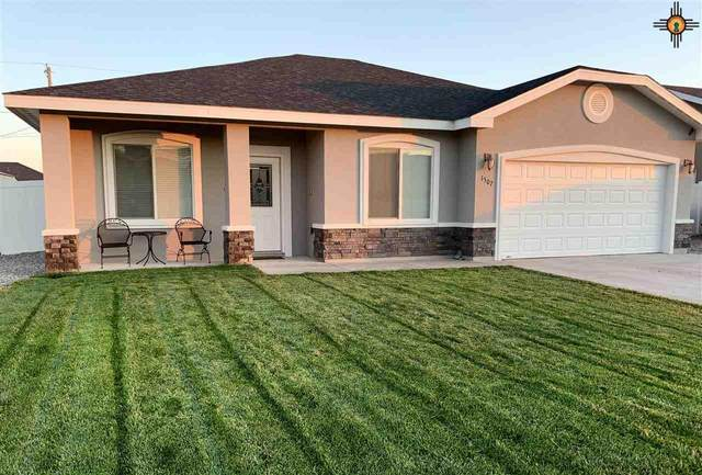 1507 W Cannon Ave, Artesia, NM 88210 (MLS #20210941) :: Rafter Cross Realty