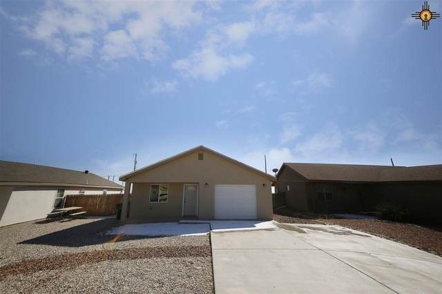 1007 Jason St, Carlsbad, NM 88220 (MLS #20210942) :: Rafter Cross Realty