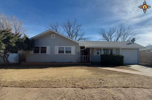 225 New Mexico, Portales, NM 88130 (MLS #20210944) :: Rafter Cross Realty