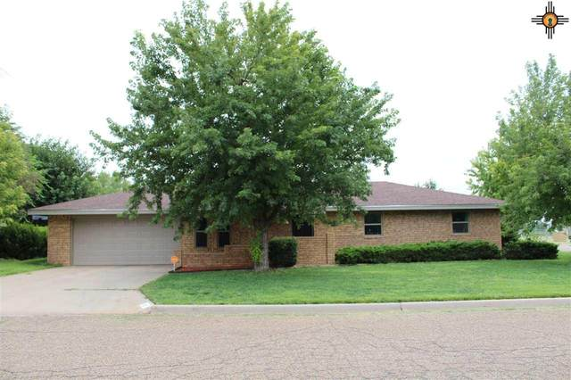 1401 Kingston Ave, Clovis, NM 88101 (MLS #20210951) :: Rafter Cross Realty